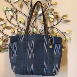 Lucky Brand Tote Purse